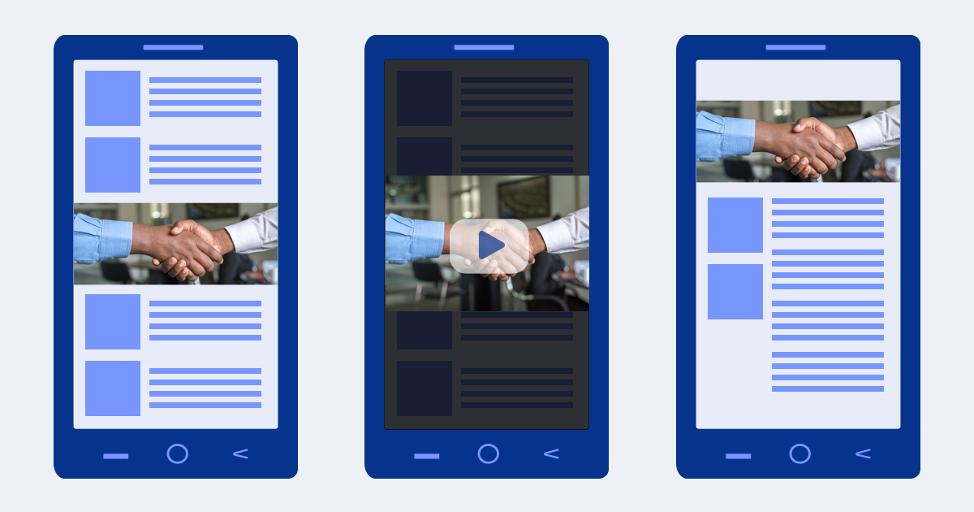 popIn Video Adsのイメージ