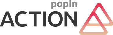 popIn action logo